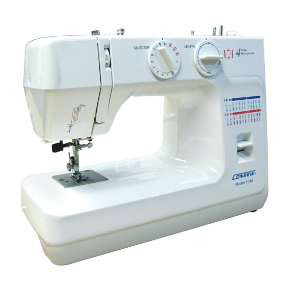 consew sewing machine manual