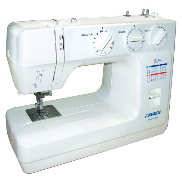 HomePortable Simple Consew Cp206r Sewing Machine