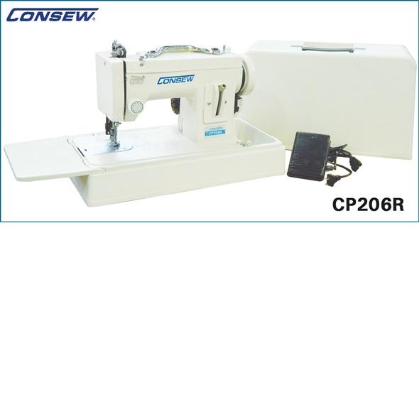 Consew Model CP40R Unique Consew Cp206r Sewing Machine