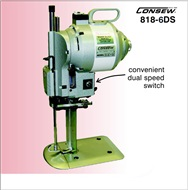 Consew Model 818-6DS Cutter