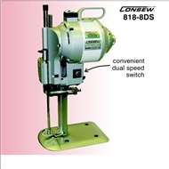 Consew Model 818-8DS Cutter