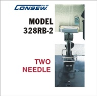 Consew Model 328RB-2